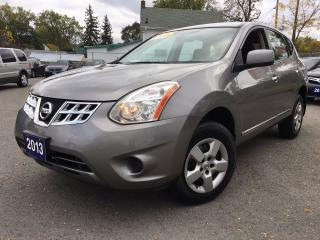 Used 2013 Nissan Rogue S for sale in St Catharines, ON