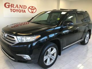 Used 2013 Toyota Highlander LIMITED  for sale in Grand Falls-windsor, NL