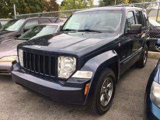 Used 2008 Jeep Liberty Sport for sale in St Catharines, ON