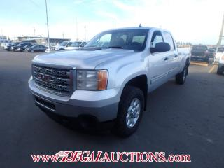 Used 2012 GMC SIERRA 2500 SLE CREW CAB 4WD for sale in Calgary, AB