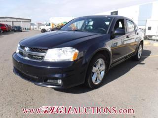 Used 2011 Dodge AVENGER SXT 4D SEDAN 3.6L for sale in Calgary, AB