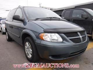 Used 2005 Dodge CARAVAN BASE WAGON for sale in Calgary, AB