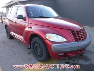 Used 2001 Chrysler PT CRUISER  WAGON 4-DR for sale in Calgary, AB