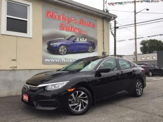 Used 2016 Honda Civic EX - ALLOYS - SUNROOF - BACKUP CAM, ONLY 7,000KM! for sale in Gloucester, ON