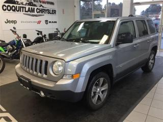 Used 2017 Jeep Patriot north for sale in Coquitlam, BC