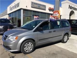 Used 2016 Dodge Grand Caravan SE/SXT for sale in Burlington, ON