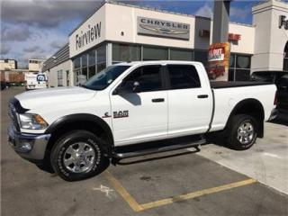 Used 2015 Dodge Ram 2500 SLT...Diesel..Great Work Truck. for sale in Burlington, ON