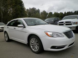 Used 2014 Chrysler 200 for sale in Owen Sound, ON
