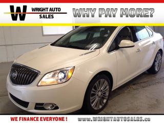 Used 2013 Buick Verano LEATHER|BACKUP CAMERA|LOW MILEAGE|49,654 KMS for sale in Cambridge, ON