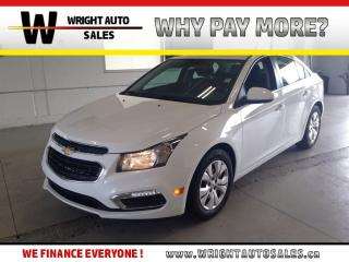 Used 2015 Chevrolet Cruze 1LT|BACKUP CAMERA|BLUETOOTH|39,429 KMS for sale in Cambridge, ON