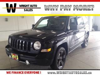 Used 2013 Jeep Patriot Sport|4X4|SUNROOF|HEATED SEATS|118,279 KMS for sale in Cambridge, ON