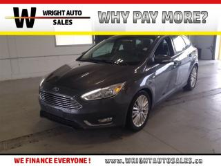 Used 2015 Ford Focus Titanium|NAVIGATION|SUNROOF|LEATHER|61,628 KMS for sale in Cambridge, ON