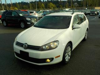 Used 2013 Volkswagen Golf SportWagen Diesel 2.0L TDI for sale in Burnaby, BC
