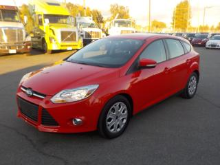 Used 2012 Ford Focus SE Hatchback Manual for sale in Burnaby, BC