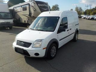 Used 2012 Ford Transit Connect XLT Cargo Van w/ Bulkhead Divider for sale in Burnaby, BC