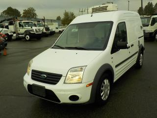 Used 2012 Ford Transit Connect XLT Cargo Van Reefer Van for sale in Burnaby, BC