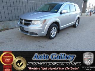 Used 2009 Dodge Journey SXT *Low Price for sale in Winnipeg, MB
