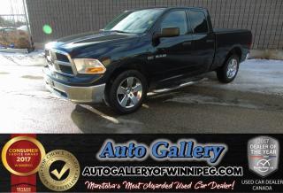 Used 2010 Dodge Ram 1500 ST 4x4 *HEMI for sale in Winnipeg, MB