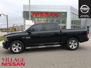 Used 2014 Dodge Ram 1500 Sport Crew Cab 4 by 4 for sale in Unionville, ON