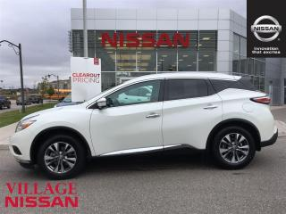 Used 2016 Nissan Murano SL With just 4618 km!!! for sale in Unionville, ON