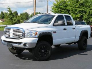 Used 2008 Dodge Ram 2500 SLT Turbo Diesel for sale in Ottawa, ON