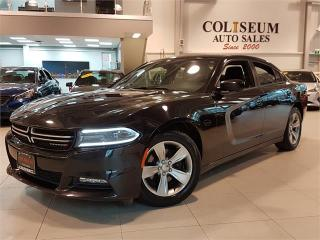 Used 2015 Dodge Charger SXT-SUNROOF-BLUETOOTH-ONLY 48KM for sale in York, ON