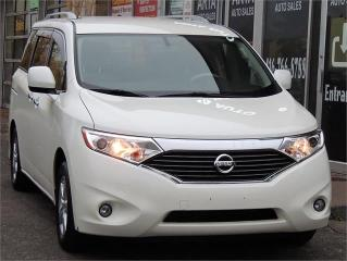 Used 2012 Nissan Quest SV for sale in Etobicoke, ON