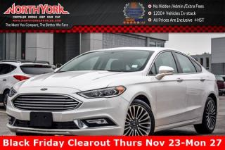 Used 2017 Ford Fusion SE AWD Sunroof Nav. Leather Backup_Cam R-Start Bluetooth 18