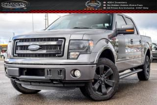 Used 2013 Ford F-150 FX4|4x4|Navi|Sunroof|Bluetooth|Backup Cam|R-Start|Pwr Seat|20