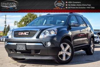 Used 2012 GMC Acadia SLT1|AWD|7 Seater|Sunroof|Backup Cam|Bluetooth|Leather|Heated front seats|19