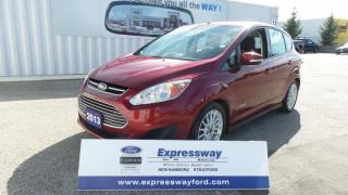Used 2013 Ford C-MAX Hybrid SE for sale in Stratford, ON