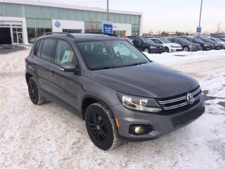 Used 2014 Volkswagen Tiguan COMFORTLINE for sale in Calgary, AB