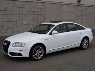 Used 2011 Audi A6 3.0T quattro Premium Plus for sale in Barrie, ON