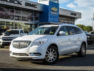 Used 2017 Buick Enclave AWD, Leather, Panoramic Roof, Back up Cam!! for sale in Ottawa, ON