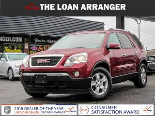 Used 2010 GMC Acadia SLE for sale in Barrie, ON