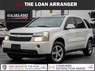 Used 2007 Chevrolet Equinox LT for sale in Barrie, ON