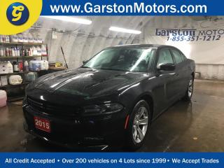 Used 2015 Dodge Charger SXT*U CONNECT PHONE*HEATED FRONT SEATS*POWER DRIVER SEAT*KEYLESS ENTRY w/REMOTE START*PUSH BUTTON START*DUAL ZONE CLIMATE CONTROL*CRUISE CONTROL*ALLOY for sale in Cambridge, ON