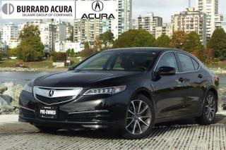 Used 2015 Acura TLX 3.5L P-AWS w/Tech Pkg Bluetooth/Navigation/All Wheel Steering! for sale in Vancouver, BC