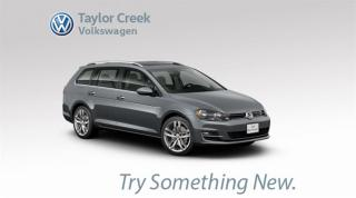 New 2018 Volkswagen Golf Sportwagen 1.8T Highline DSG 6sp at w/Tip 4MOTION for sale in Orleans, ON