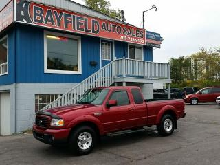 Used 2008 Ford Ranger Sport Supercab **5 Speed Manual** for sale in Barrie, ON
