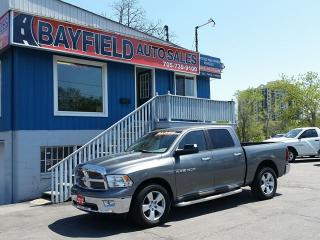 Used 2012 RAM 1500 SLT Crew Cab 4x4 **5.7L HEMI/Only 95k!** for sale in Barrie, ON