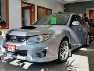 Used 2012 Subaru Impreza WRX STI Sport Tech for sale in Kitchener, ON