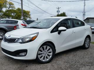 Used 2013 Kia Rio EX for sale in Cambridge, ON
