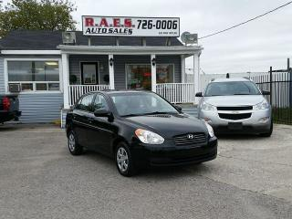 Used 2010 Hyundai Accent L for sale in Barrie, ON