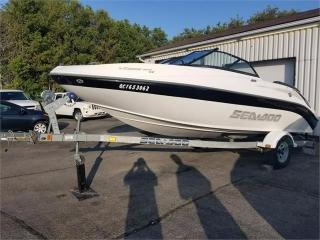 Used 2006 Sea-Doo Utopia 205 SE for sale in Stittsville, ON