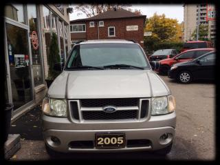 Used 2005 Ford Explorer Sport Trac 4X4*SPORT TRAC*BACK GRATE*SUNROOF*PWR GROUP*AS IS* for sale in York, ON