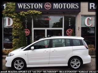 Used 2008 Mazda MAZDA5 GT*AUTO*SUNROOF*GREAT DEAL* for sale in York, ON