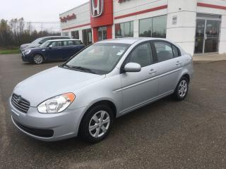 Used 2010 Hyundai Accent GLS for sale in Smiths Falls, ON