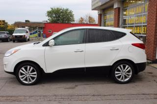 Used 2012 Hyundai Tucson Limited w/Nav/Cam/Leather,Panoroof for sale in Oakville, ON