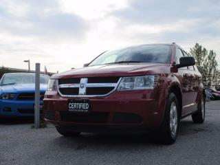 Used 2010 Dodge Journey SE / ACCIDENT FREE for sale in Newmarket, ON